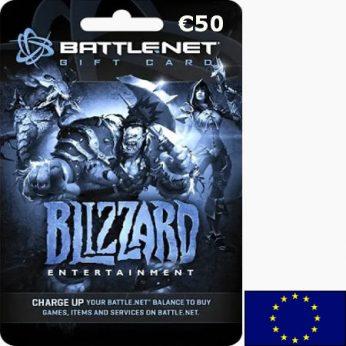 Battlenet EUR 50