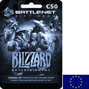 Blizzard Battlenet EU EUR 50