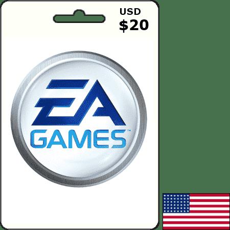 EA Games USA USD 20