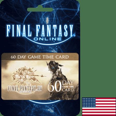 Final Fantasy USD 60 Day