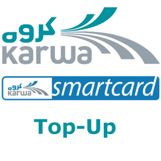 Karwa Smartcard Top-Up