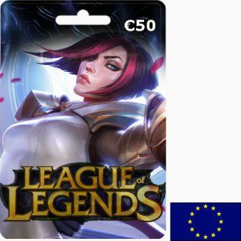 League of Legends EUR 50