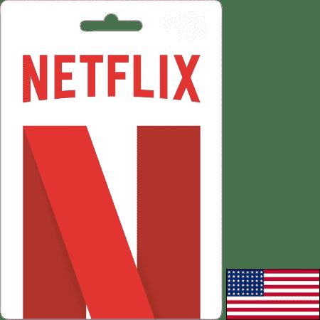 Netflix USA $30