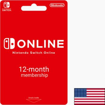 Nintendo USA Subs 12M