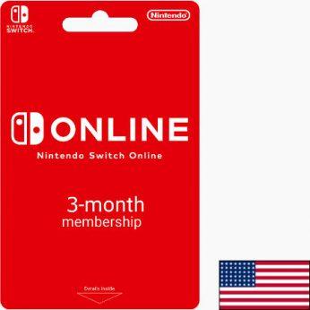 Nintendo USA Subs 3M