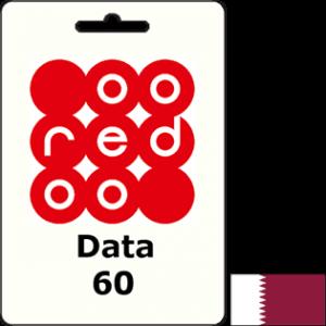 Ooredoo Qatar Data QAR 60