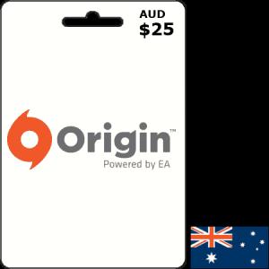 Origin AUS AUD 25