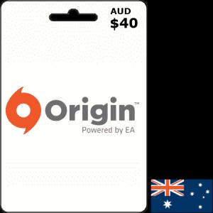 Origin AUS AUD 40