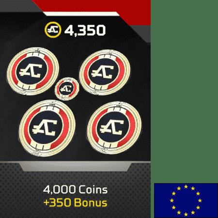 Origin EUR Apex 4350