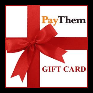 PayThem Gift Card