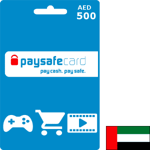 Paysafe UAE AED 500