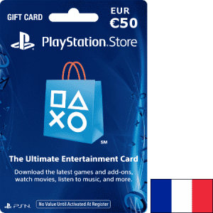 PlayStation FRA EUR 50