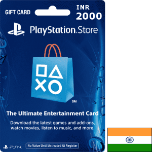 PlayStation IND INR 2000