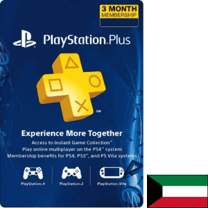 PlayStation Kuwait 3M