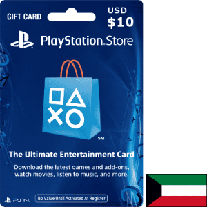 PlayStation Kuwait USD 10