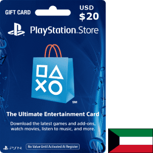 PlayStation Kuwait USD 20