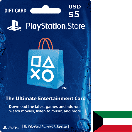 PlayStation Kuwait USD 5