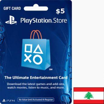PlayStation Lebanon 5