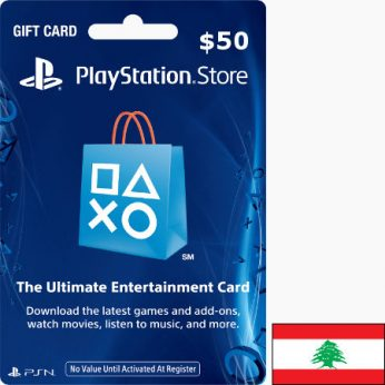 PlayStation Lebanon 50
