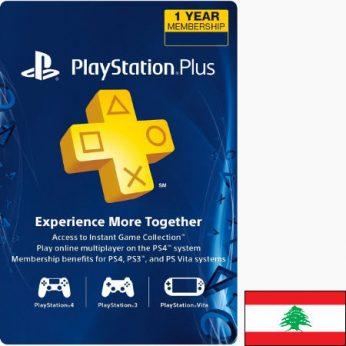 PlayStation Lebanon Subs 12M