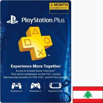 PlayStation Lebanon Subs 3M