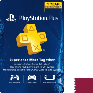 PlayStation Qatar 12 Months