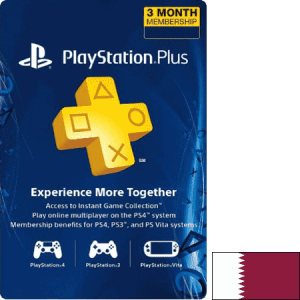 PlayStation Qatar 3 Months