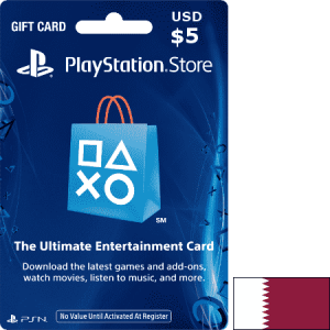 PlayStation Qatar USD 5