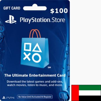PlayStation UAE 100