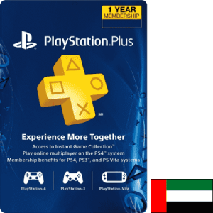 PlayStation UAE 12M