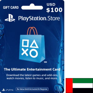 PlayStation UAE USD 100