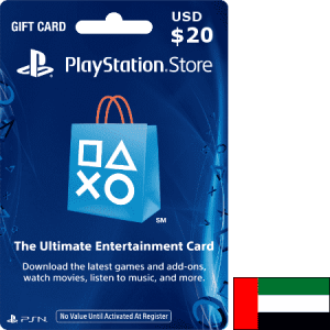 PlayStation UAE USD 20