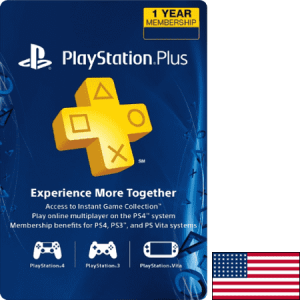 PlayStation USA 12M
