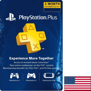 PlayStation USA 3M