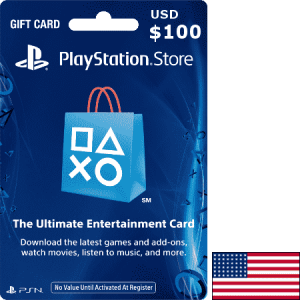 PlayStation USA USD 100