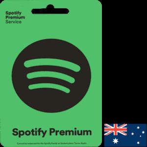 Spotify AUS